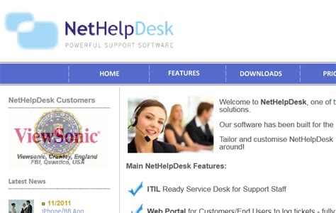 open source help desk software review research paper