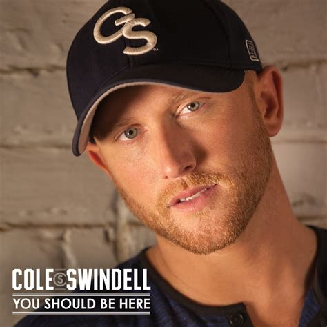 cole swindell fan cole swindell makes you should be here album