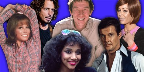 recent celebrity deaths tributescom paying tribute to the celebrities who died in 2017 in