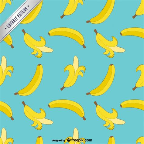 banana wallpaper pattern banana pattern printable vector free download