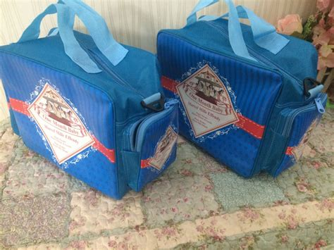 jual mini travel bag foam souvenir ulang tahun anak unik hers murah souvenir unike