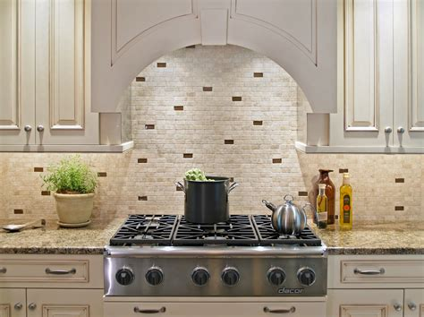 kitchen kitchen glass white subway tile backsplash ideas hoods gas stove granite countertop