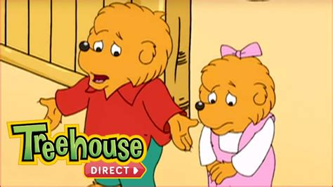 the berenstain bears trouble with pets series 1 the berenstain bears trouble with pets the sitter ep 4