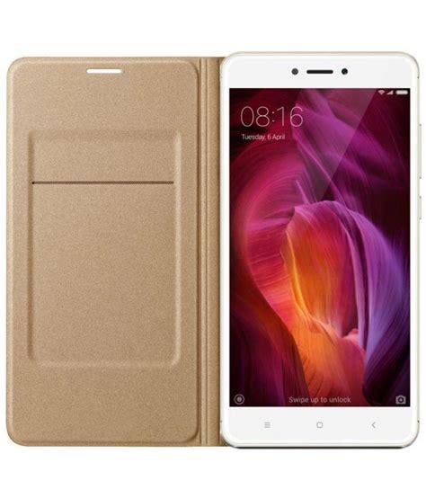 Flip Cover Note 4 Note 4 xiaomi redmi note 4 flip cover by karshni golden flip