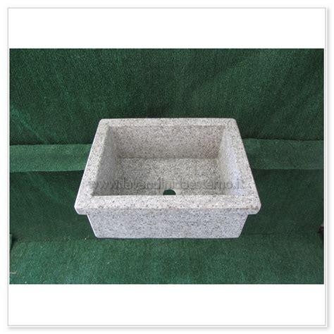 lavabi da giardino lavello da giardino pilozzo in graniglia levigata 254