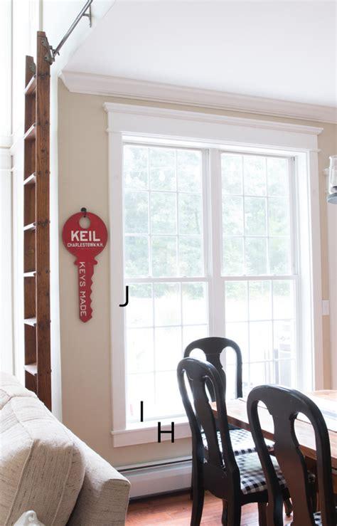 farmhouse style window door trim farmhouse style trim molding finding home farms