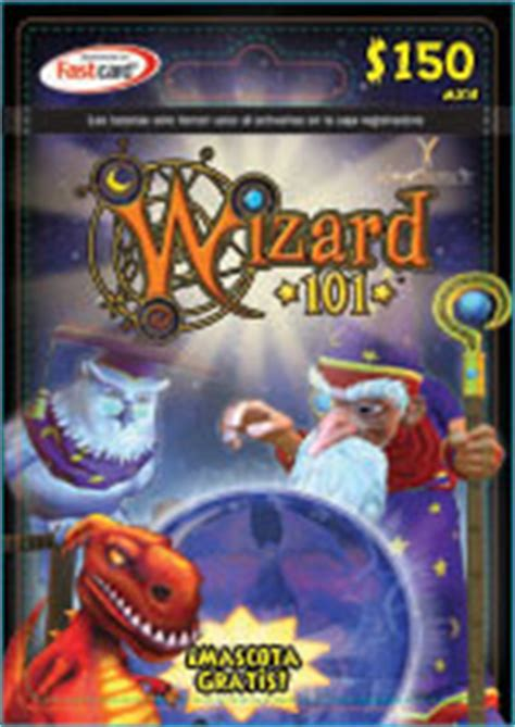Wizard101 Gift Card - prepaid game card wizard101 free online game