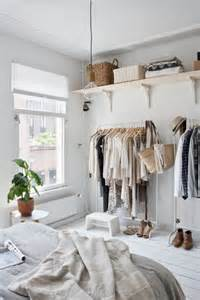 Ideas amp inspiration storing clothes in apartments with no closets