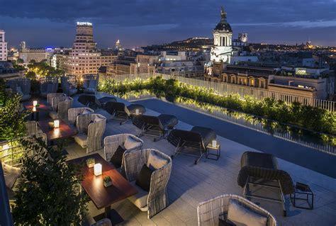 b b la terrazza mi selecci 243 n de terrazas de hotel en barcelona s 242 nia