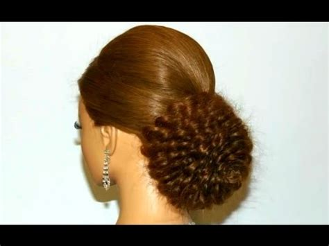 Wedding Hairstyles With Roses by Wedding Hairstyle For Hair Bridal Updo Bun