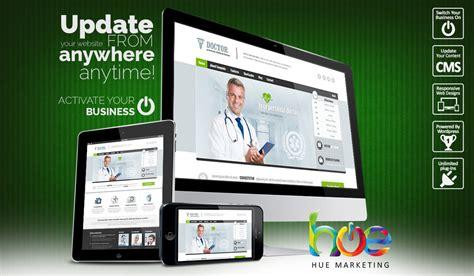 web design inspiration health doctors website design ideas hue marketing