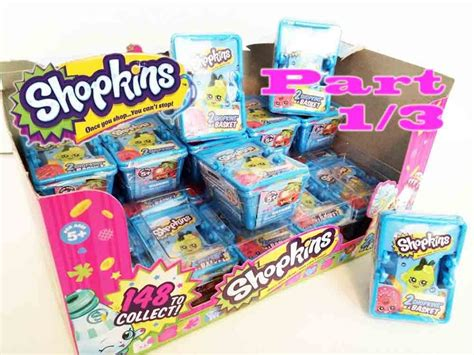 Buy Shopkins Blind Bags shopkins blind bags part 1 3 mystery shopping