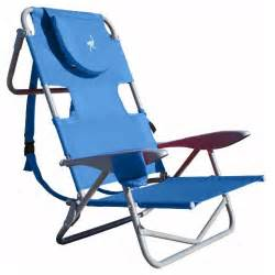 ostrich chair with backpack straps