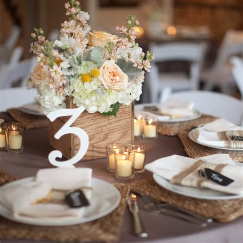 Handmade Wedding Decor - diy vintage wedding ideas for summer and