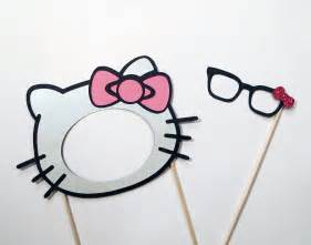 5 best images of hello kitty printable mask hello kitty