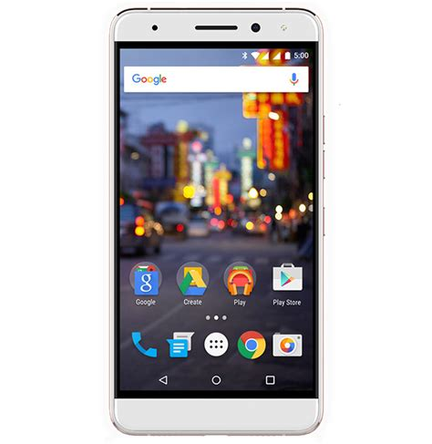 mobile android general mobile gm 5 plus android one smartphone with 3gb
