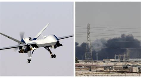 drone strikes saudi arabia economy drone hd wallpaper regimageorg