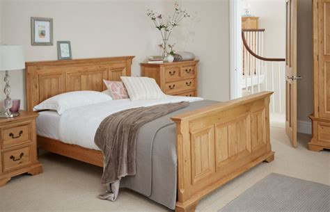edinburgh solid oak bedroom traditional bedroom