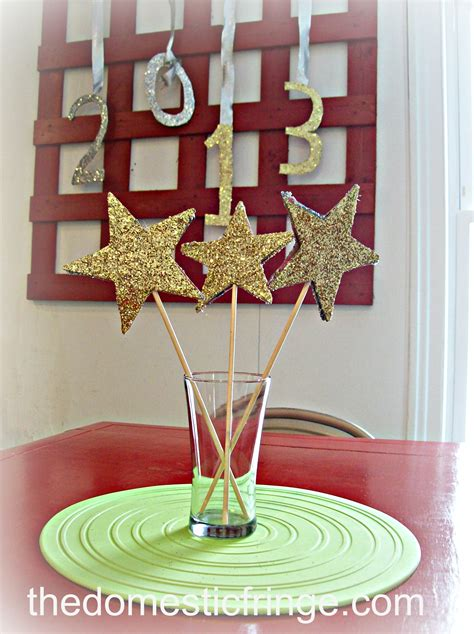 diy new year centerpiece diy new year s decorations