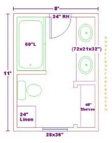 bathroom floor plan layout free bathroom plan design ideas bathroom design 8x11