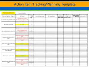 item tracker template six sigma sales marketing