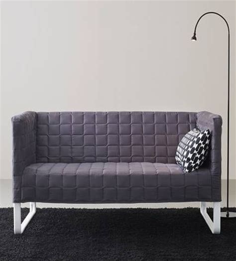 knopparp loveseat ikea knopparp mini sofa grey i absolutely love this