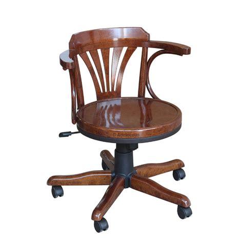 sedie girevoli sedia girevole in legno sedia poltroncina girevole da