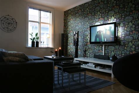 Living Room Ideas With Tv On Wall - 40 contemporary living room interior designs