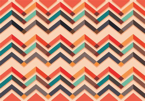 Chevron Pattern chevron pattern vector colorful free vector
