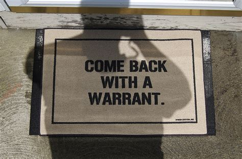 Can Search Your House Without A Warrant by The 4th Amendment Thinglink