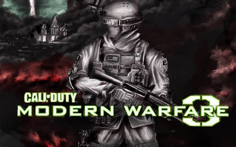 Call Of Duty Modern wallpapers call of duty modern warfare 3 wallpapers