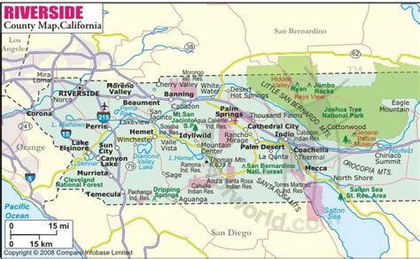 zip code map riverside county riverside county map my blog