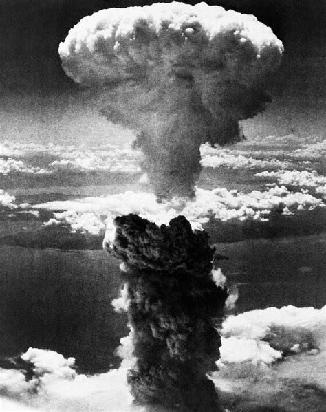 imagenes reales bomba hiroshima los bombardeos de hiroshima y nagasaki