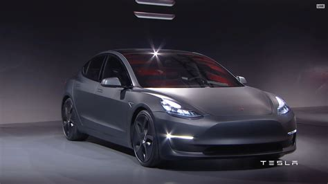 Tesla Model Tesla Model 3 Look Review