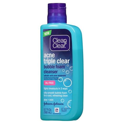 Acnes Wash Acne Wash 100gr clean clear 174 acne clear foam cleanser 5 7 fl oz target