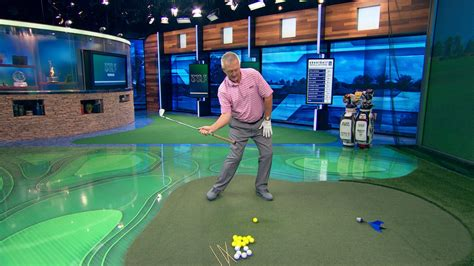 ben hogan swing drill improve your swing plane with staggered stance drill