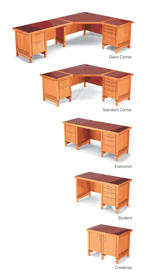 Corner Desk Building Plans How To Build A Modular Desk System Free Diy Desk Plans Joinery And Desks