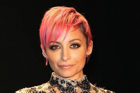 pinks new haircut 2015 nicole richie haircut photo star debuts pixie cut at