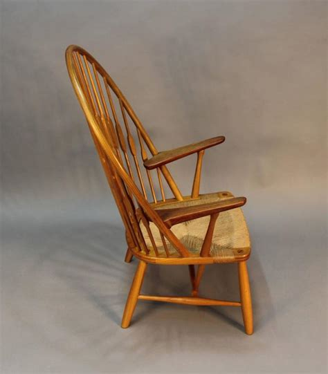 Peacock Chair For Sale by Hans Wegner Peacock Chair For Johannes Hansen For Sale At