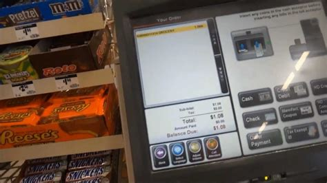 the home depot self checkouts before and after