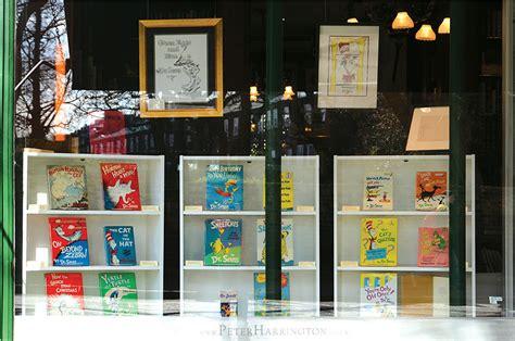 dr seuss mr dahl children s classics in our windows