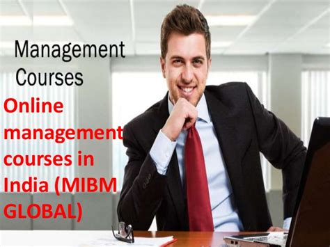 1 Year Mba In India Eligibility by Mibm Global One Year Mba Programs In India