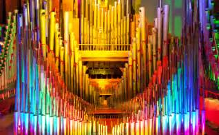color organ file the mighty wurlitzer theatre organ pipes with color