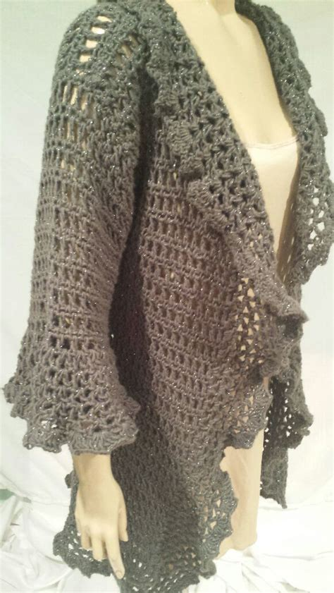 Cardi Motif 20 gorgeous free crochet cardigan patterns for