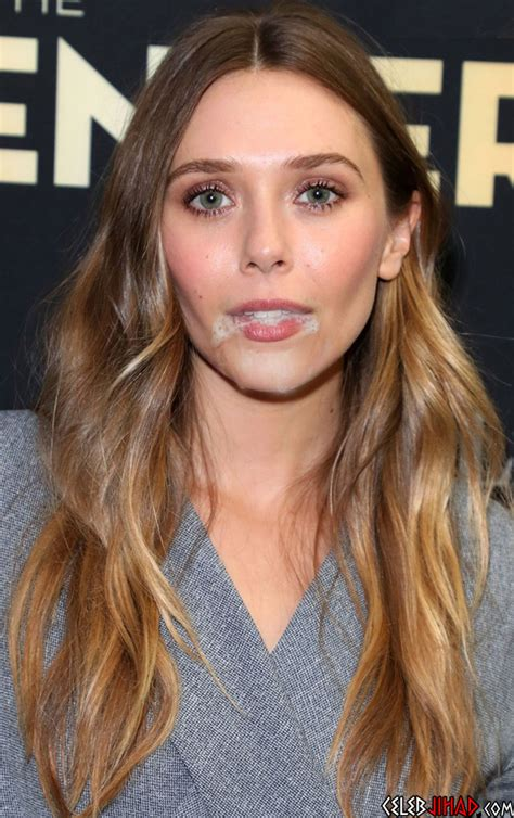 Elizabeth Olsen Blowjob Sex Tape Video The Fappening