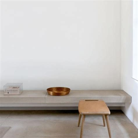 john pawson bench understated beauty paperblog