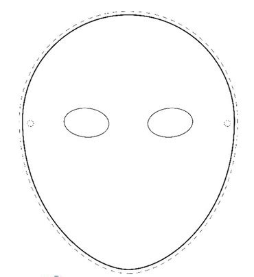mask templates printable masks templates cake ideas and designs