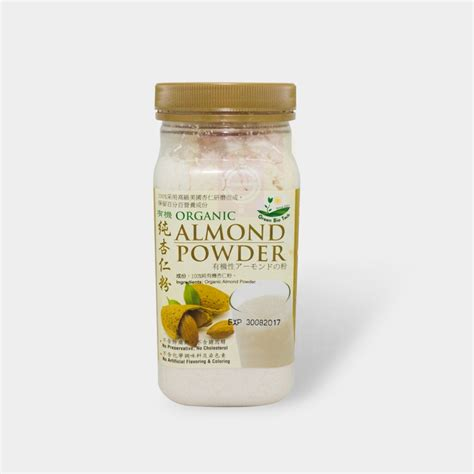 Organic Almond Powder organic almond powder hock product centre