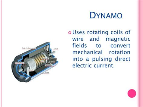 dynamos and dynamo design direct current motors alternating currents alternators alternating current apparatus classic reprint books ppt electric motor and dynamo powerpoint presentation