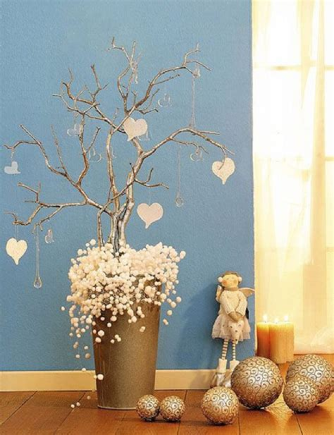 decorar ramas secas para navidad de arbol 30 ideas para decorar con ramas secas vivir creativamente